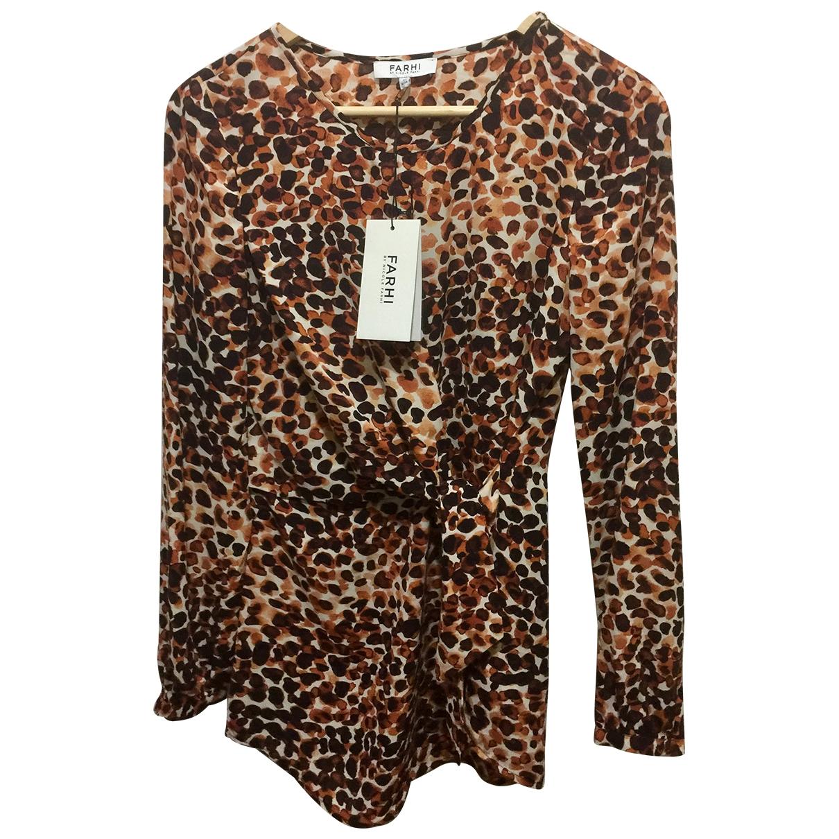 Nicole Farhi \N Kleid in  Bunt Polyester