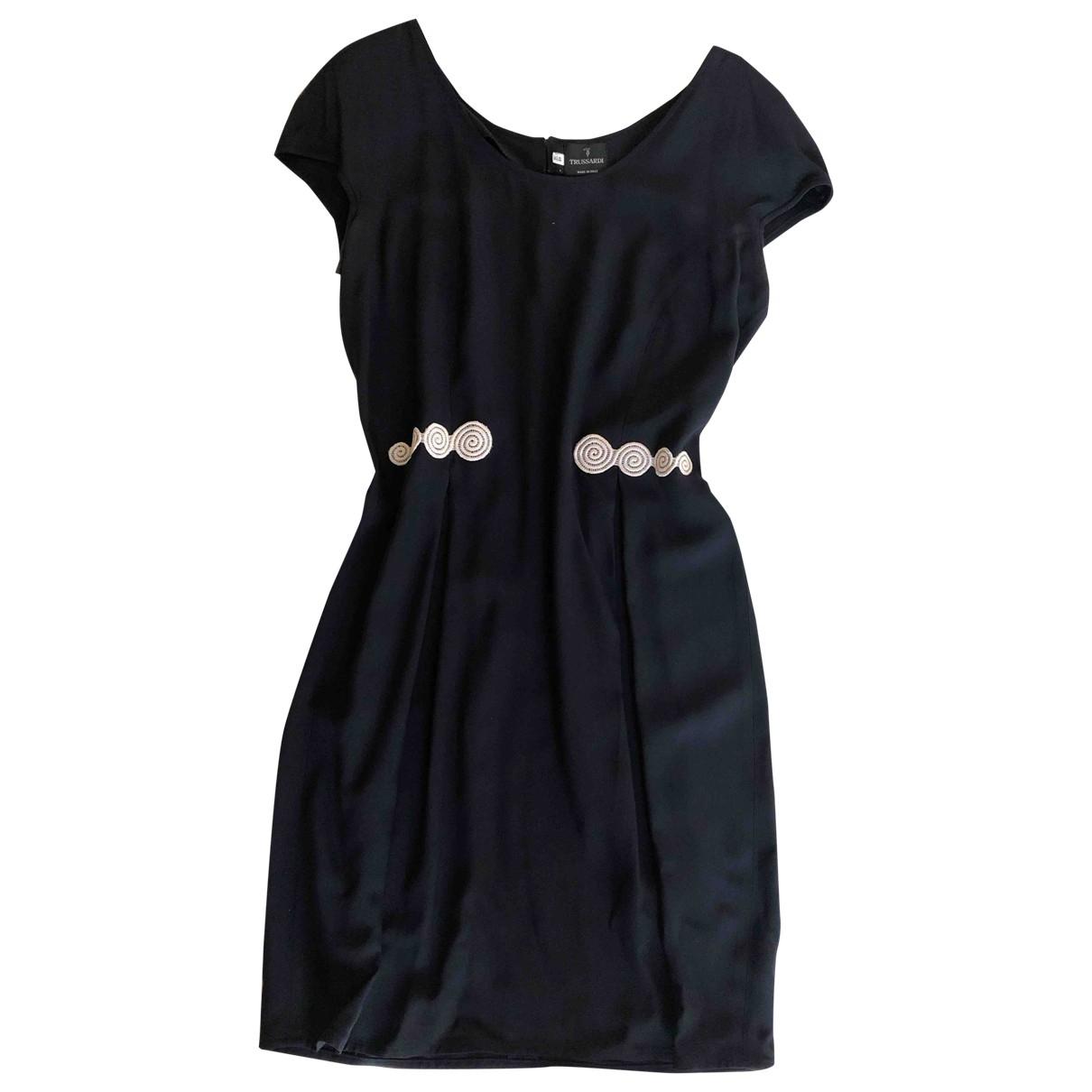 Trussardi - Robe   pour femme - noir