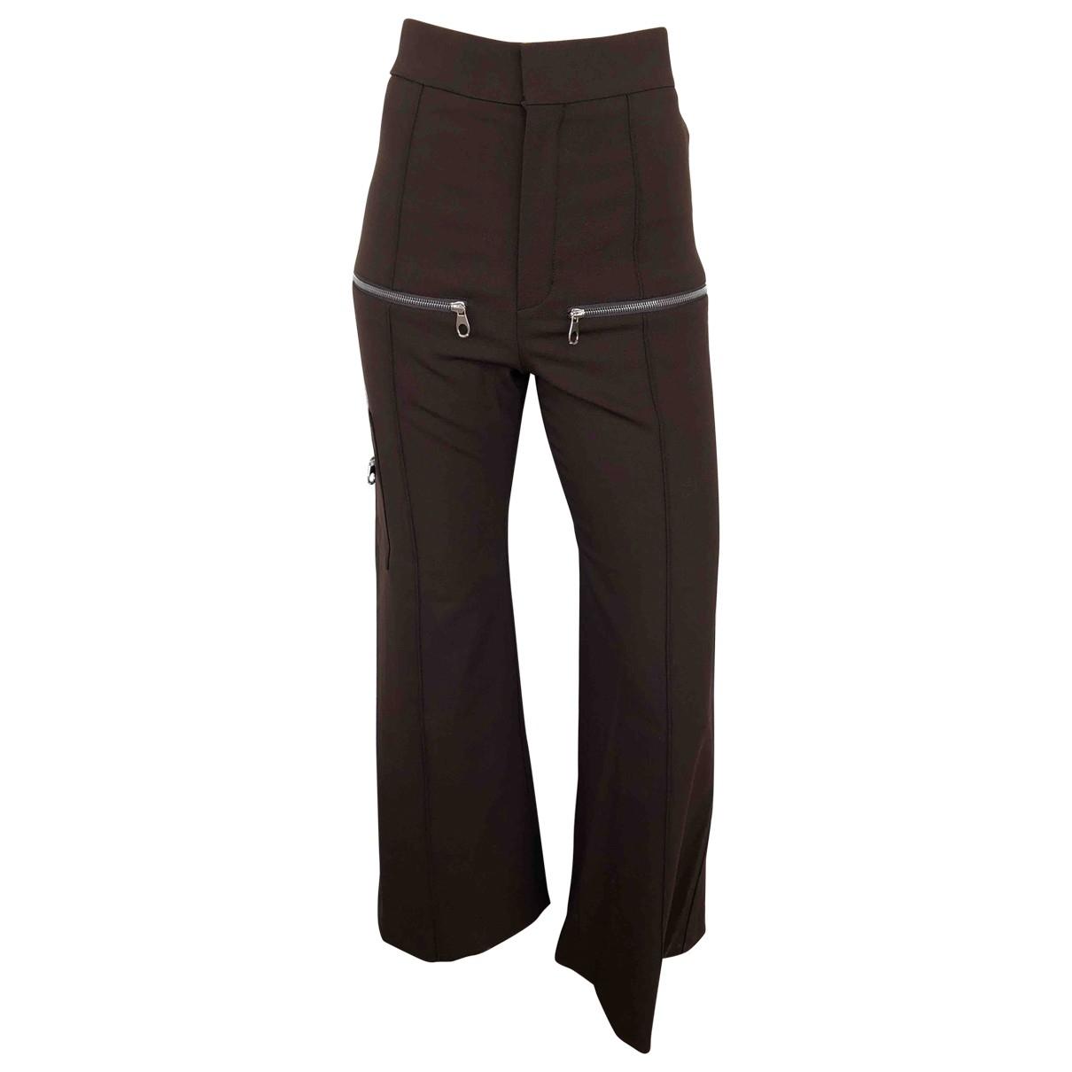 Pantalon en Viscosa Chloe