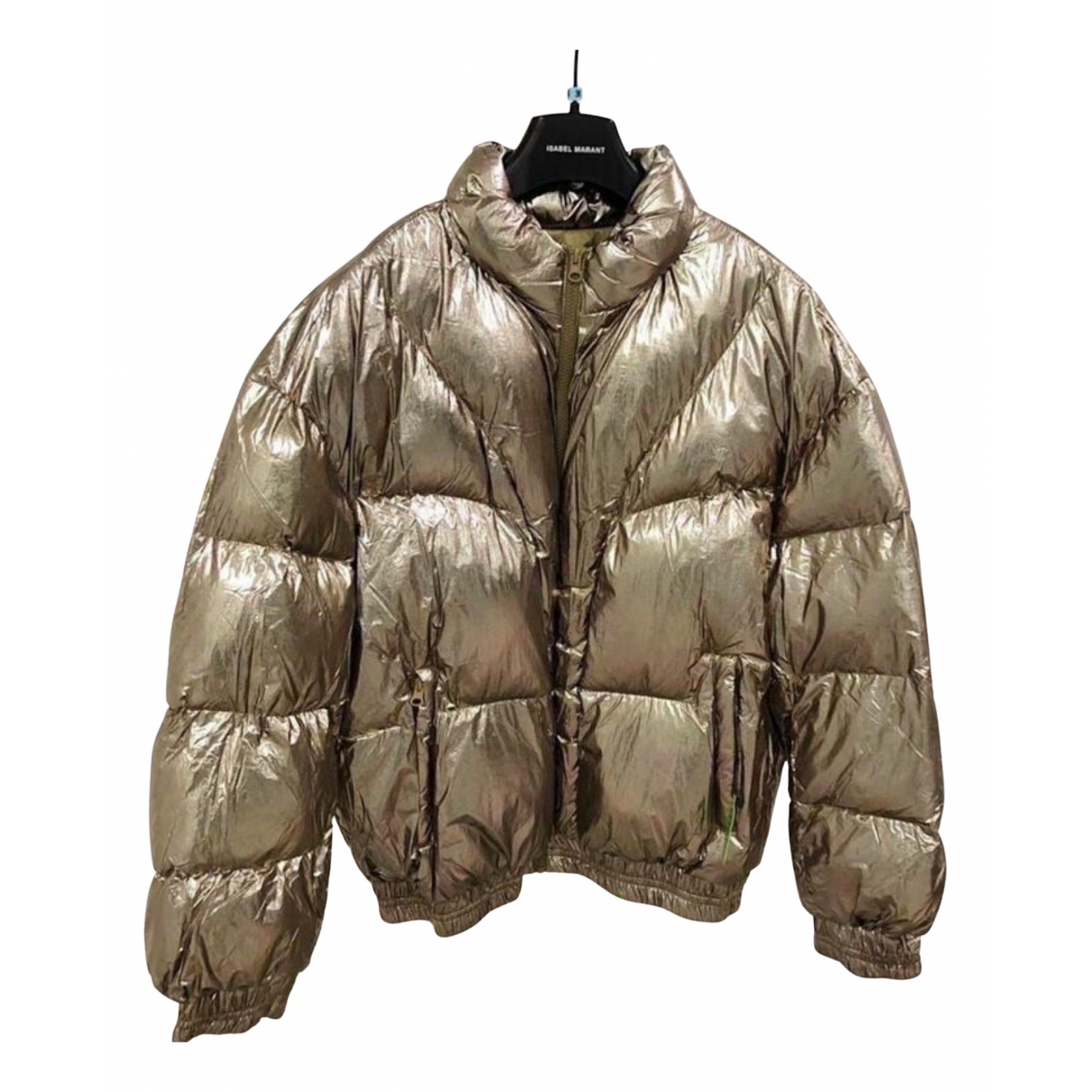Isabel Marant Etoile N Silver coat for Women 34 FR