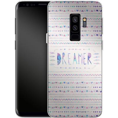 Samsung Galaxy S9 Plus Silikon Handyhuelle - Dreamer von Bianca Green