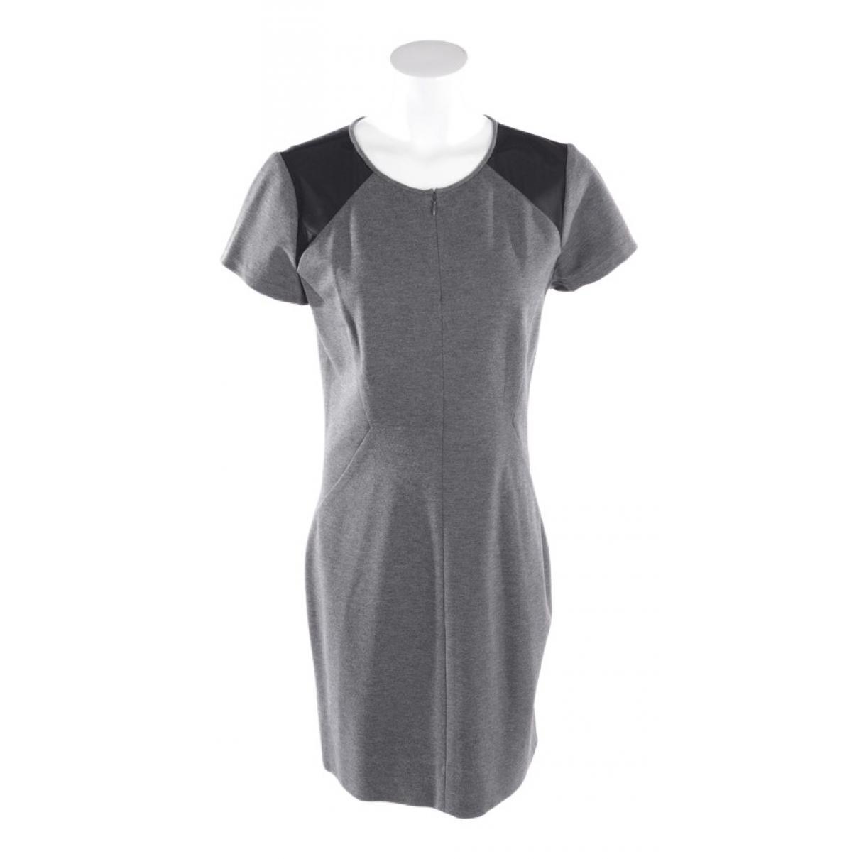 Diane Von Furstenberg - Robe   pour femme - gris