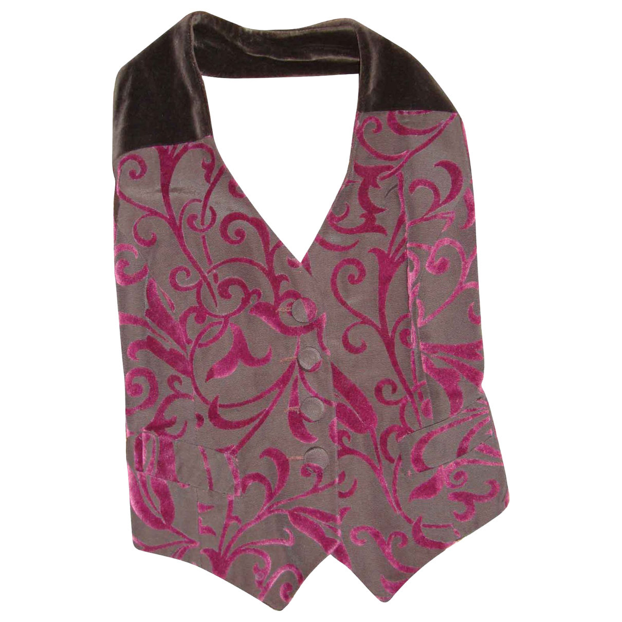 Non Signé / Unsigned N Knitwear for Women 38 FR
