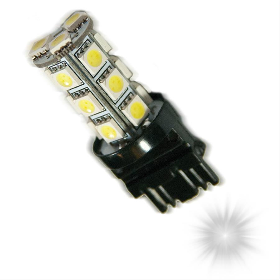 Oracle Lighting 5101-001 ORACLE 3156 18 LED 3-Chip SMD Bulb (Single) - Cool White