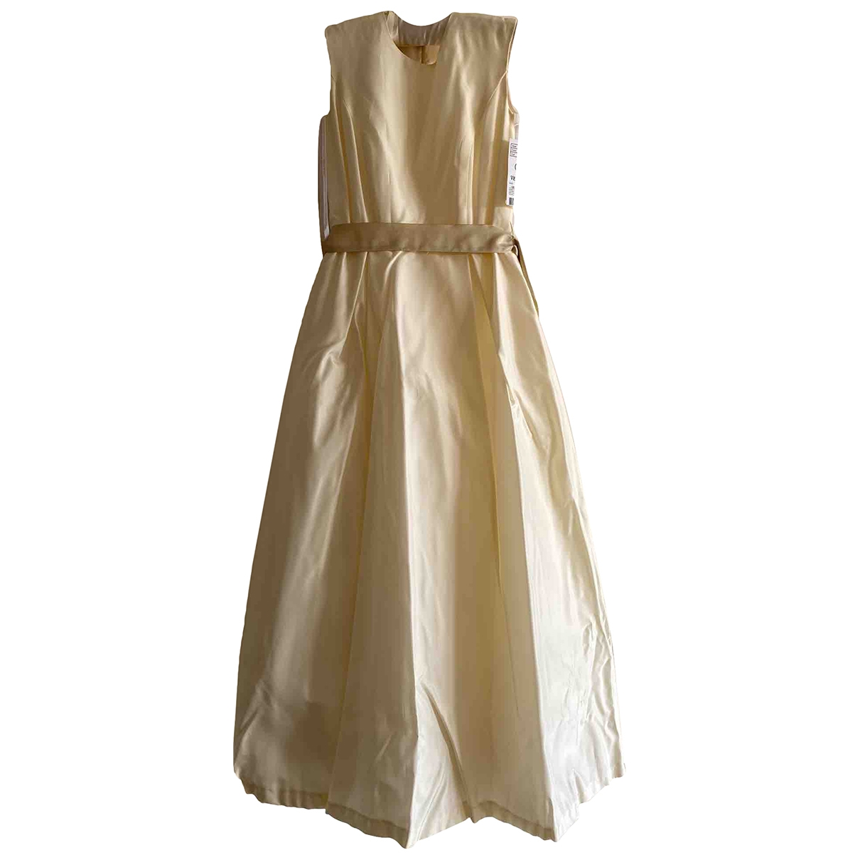 Maxi vestido Vera Wang