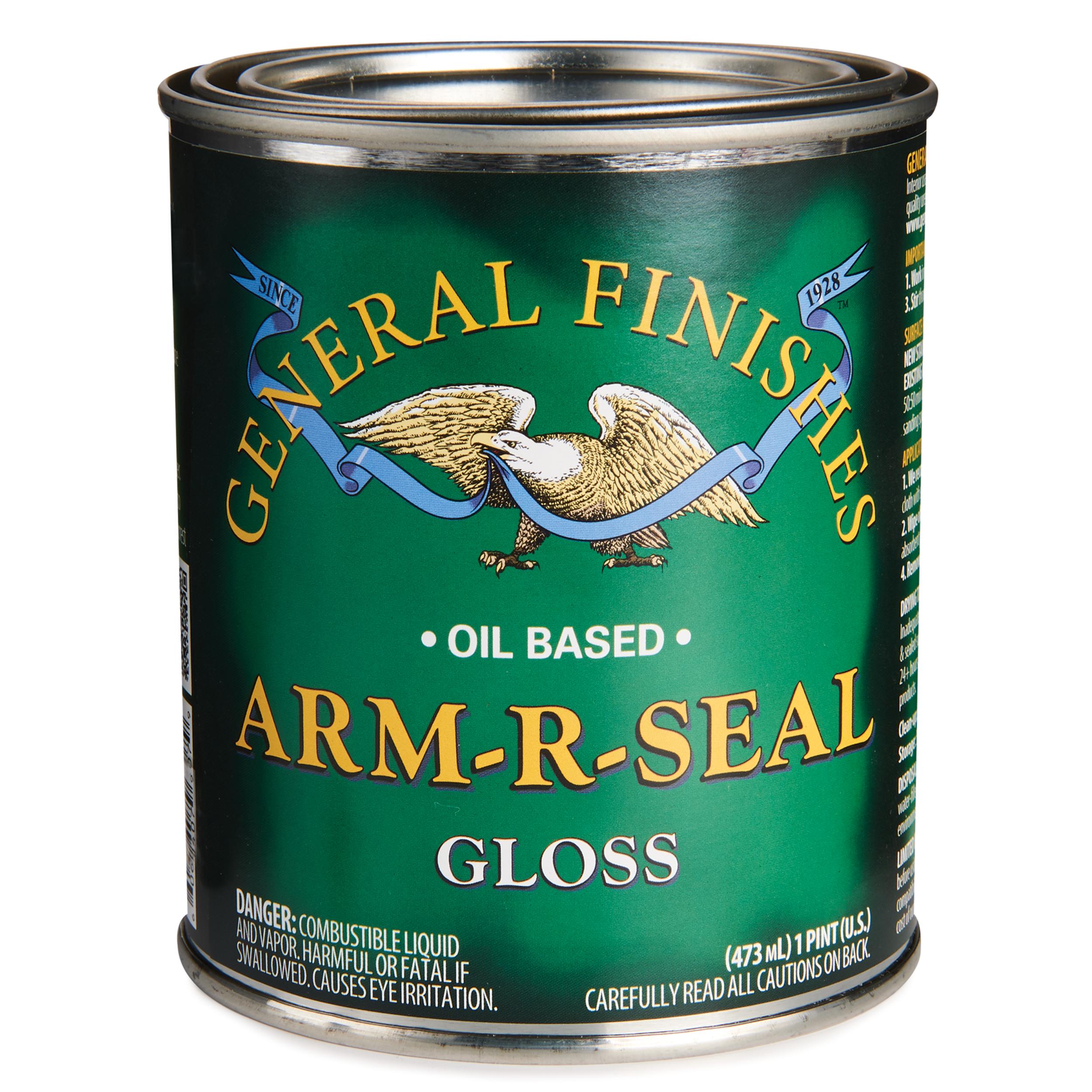 Gloss Arm-R-Seal Varnish Solvent Based Pint