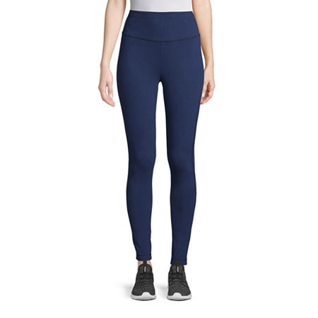St. John's Bay Womens Legging, Medium , Blue