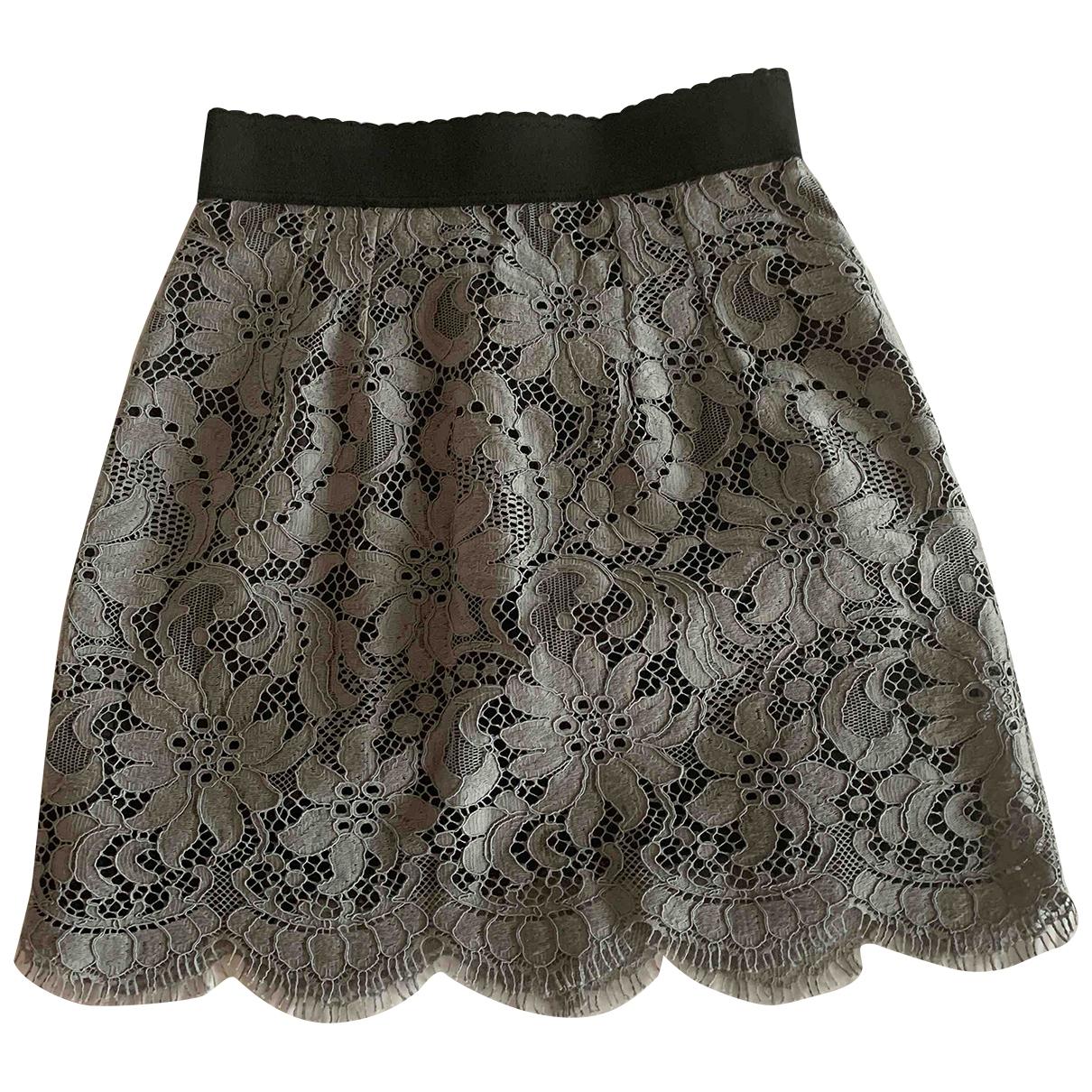 Dolce & Gabbana \N Rocke in  Grau Baumwolle