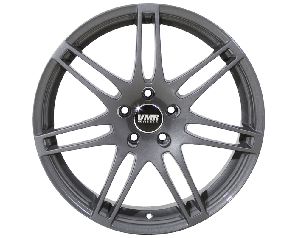 Velocity Motoring V13007 V708 Wheel Gunmetal 18x8.5 5x112 45mm