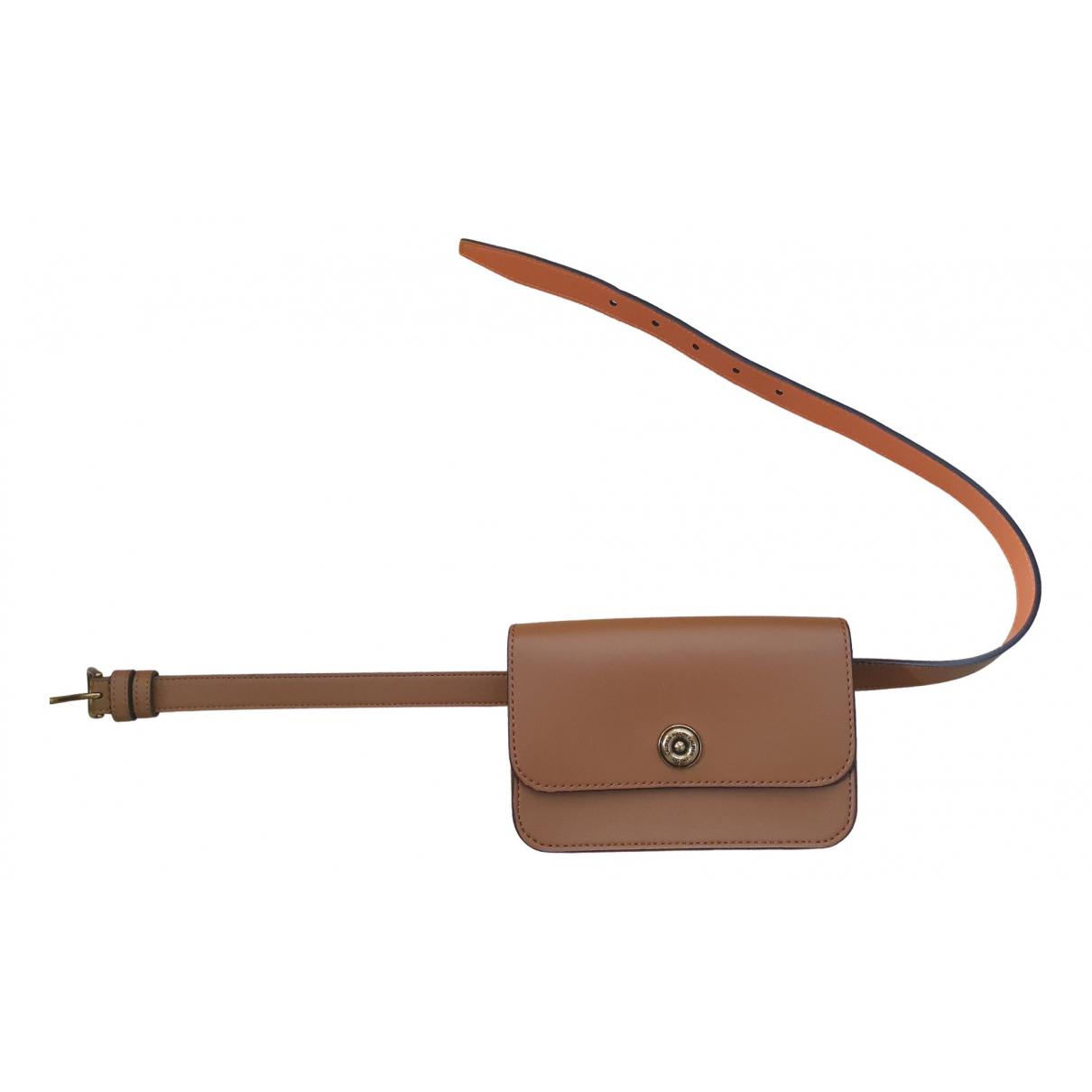 Lauren Ralph Lauren \N Handtasche in  Kamel Synthetik