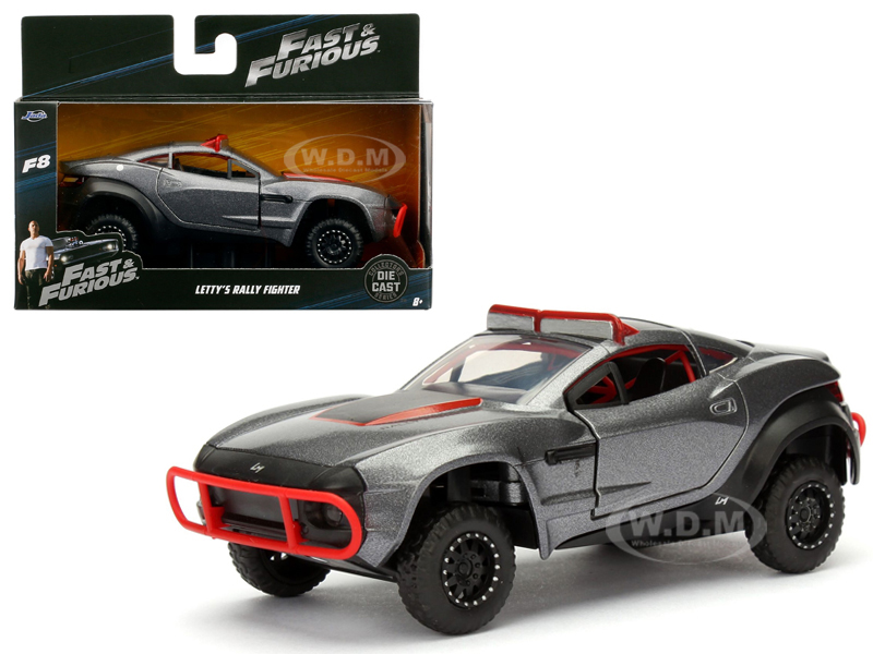 Lettys Rally Fighter Fast & Furious F8