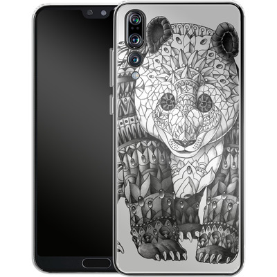 Huawei P20 Pro Silikon Handyhuelle - Panda von BIOWORKZ