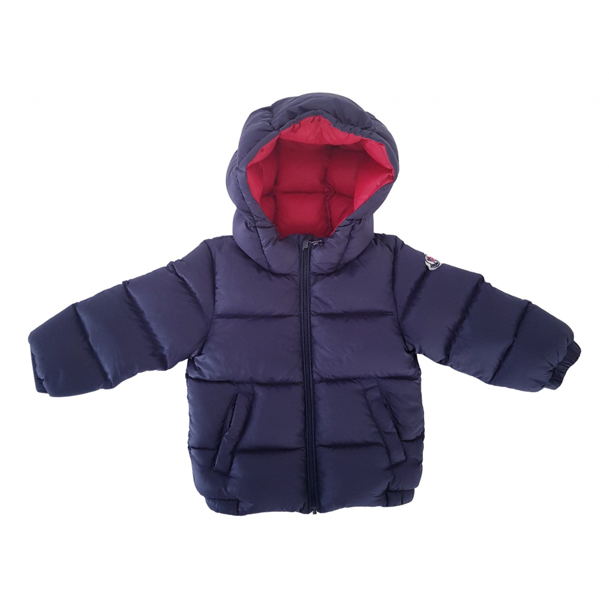 Moncler Classic Blue jacket & coat for Kids 18 months - up to 81cm FR