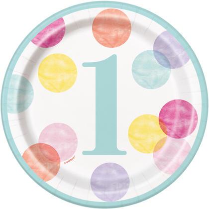 Pink Dots 1st Birthday Round 7