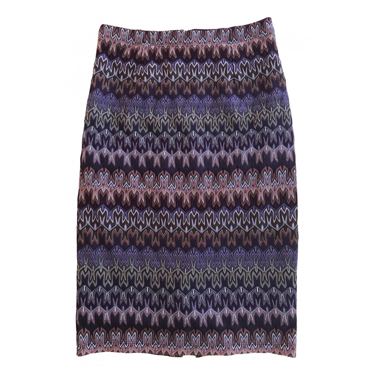 Missoni \N Purple skirt for Women XXS International