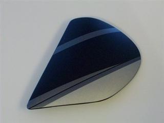 Arai Vector Contrast Black Frost Side Pods
