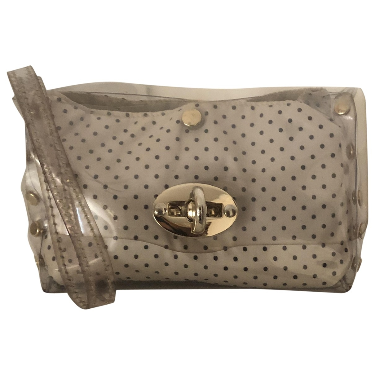 Zanellato \N Beige Silk Clutch bag for Women \N