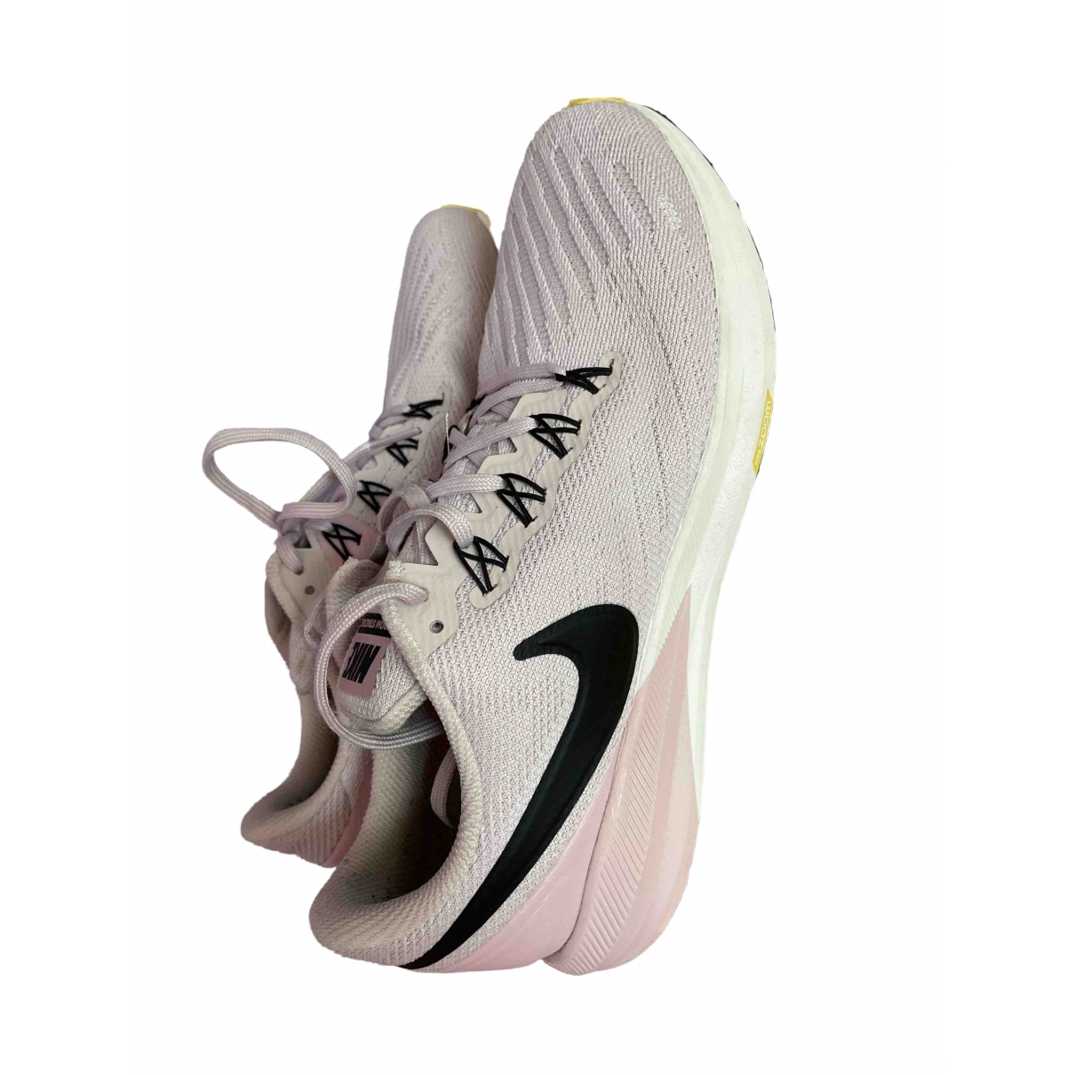 Nike - Baskets Zoom pour femme en toile - rose