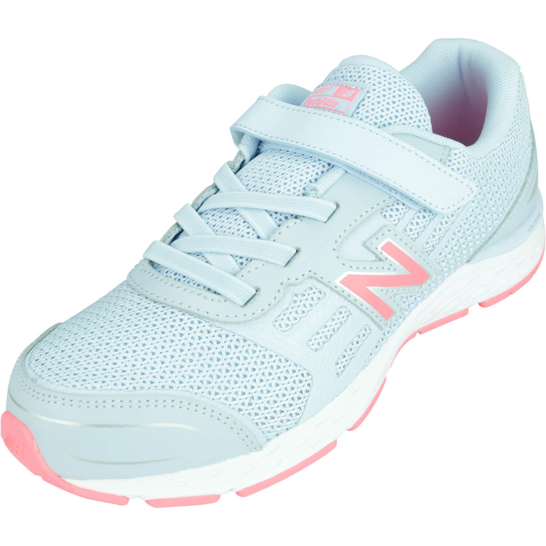 New Balance Girl's Ya680 Ag Ankle-High Mesh Running - 7M