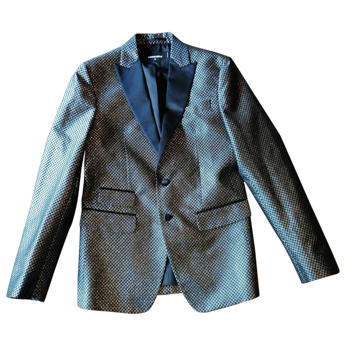 Dsquared2 \N Grey jacket  for Men 50 IT