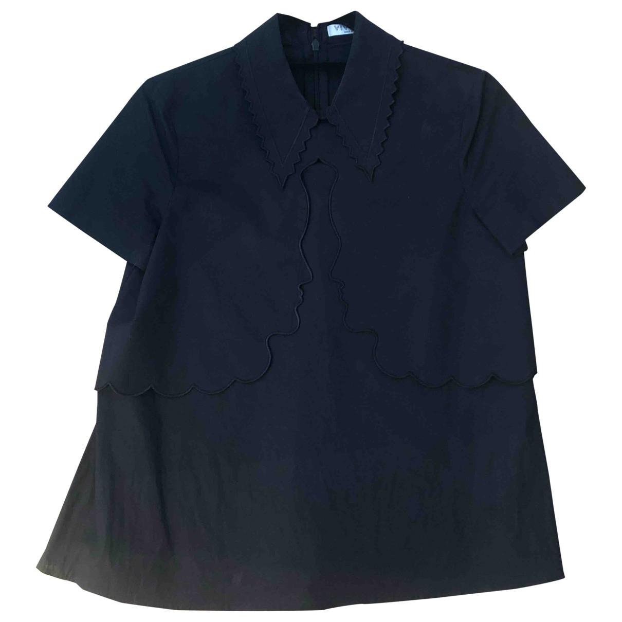 Vivetta \N Black Cotton  top for Women 40 FR