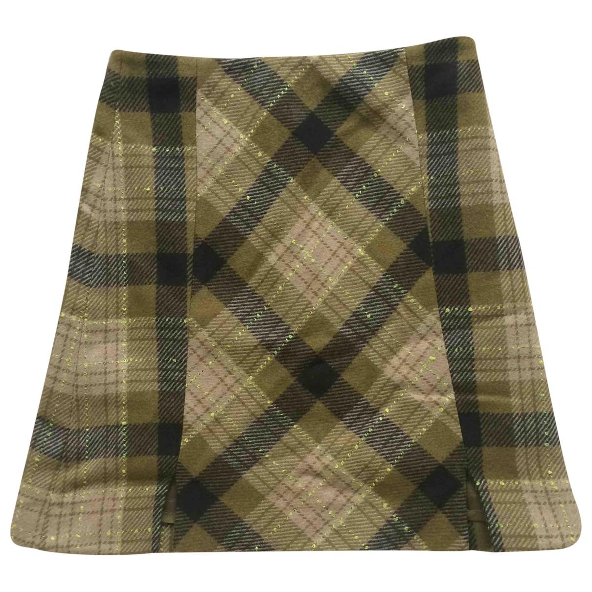 Falda de Lana Hobbs