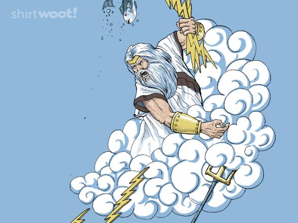 Battle Of The Gods! T Shirt
