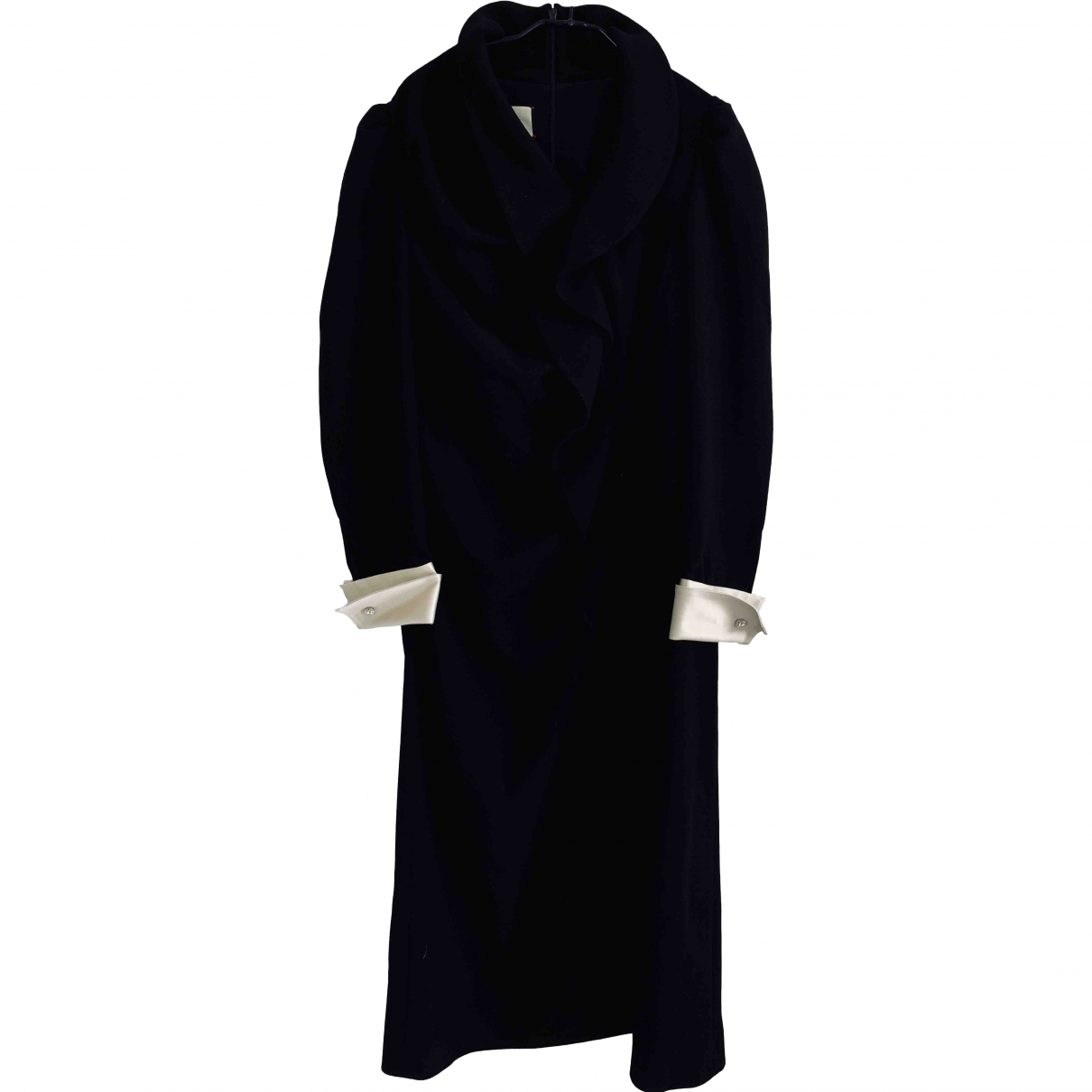 Gucci \N Black Wool dress for Women 46 IT