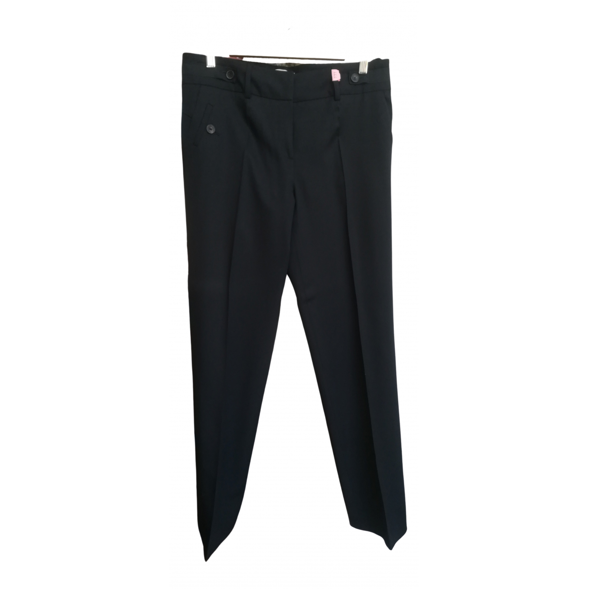 Pantalon recto de Lana Gerard Darel