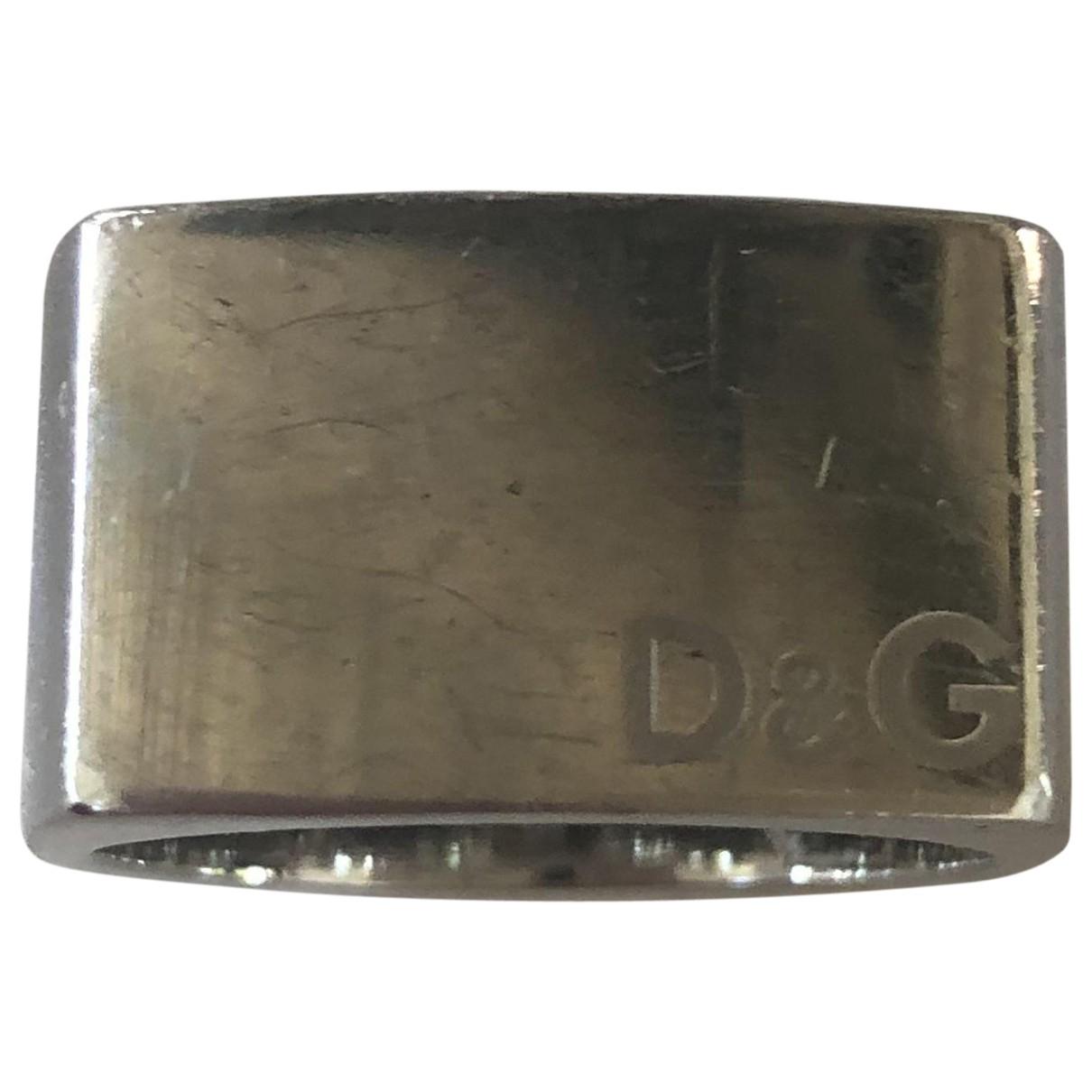 D&g \N Schmuckstuecke in  Silber Silber
