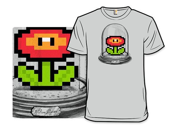 Rare Flower T Shirt