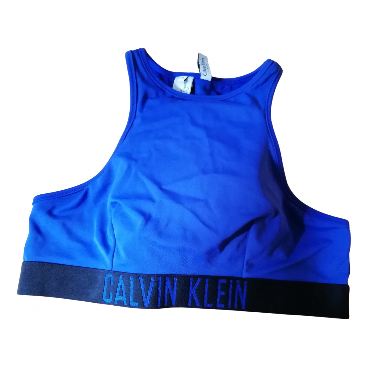 Calvin Klein \N Blue Swimwear for Women 38 FR