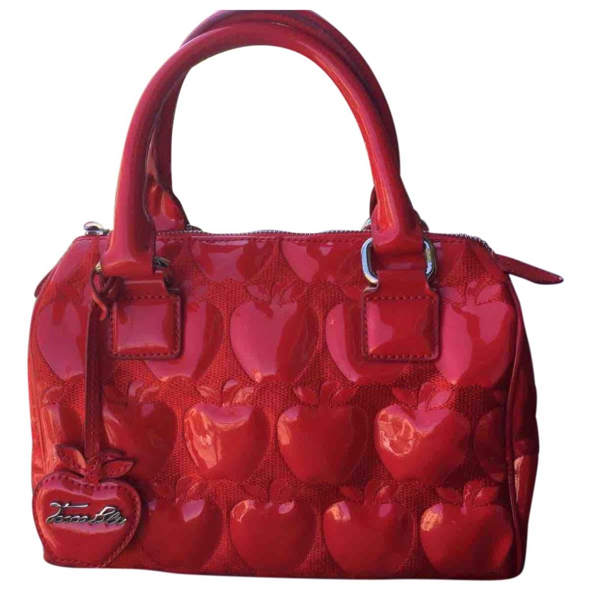 Tosca Blu - Sac a main   pour femme - rouge