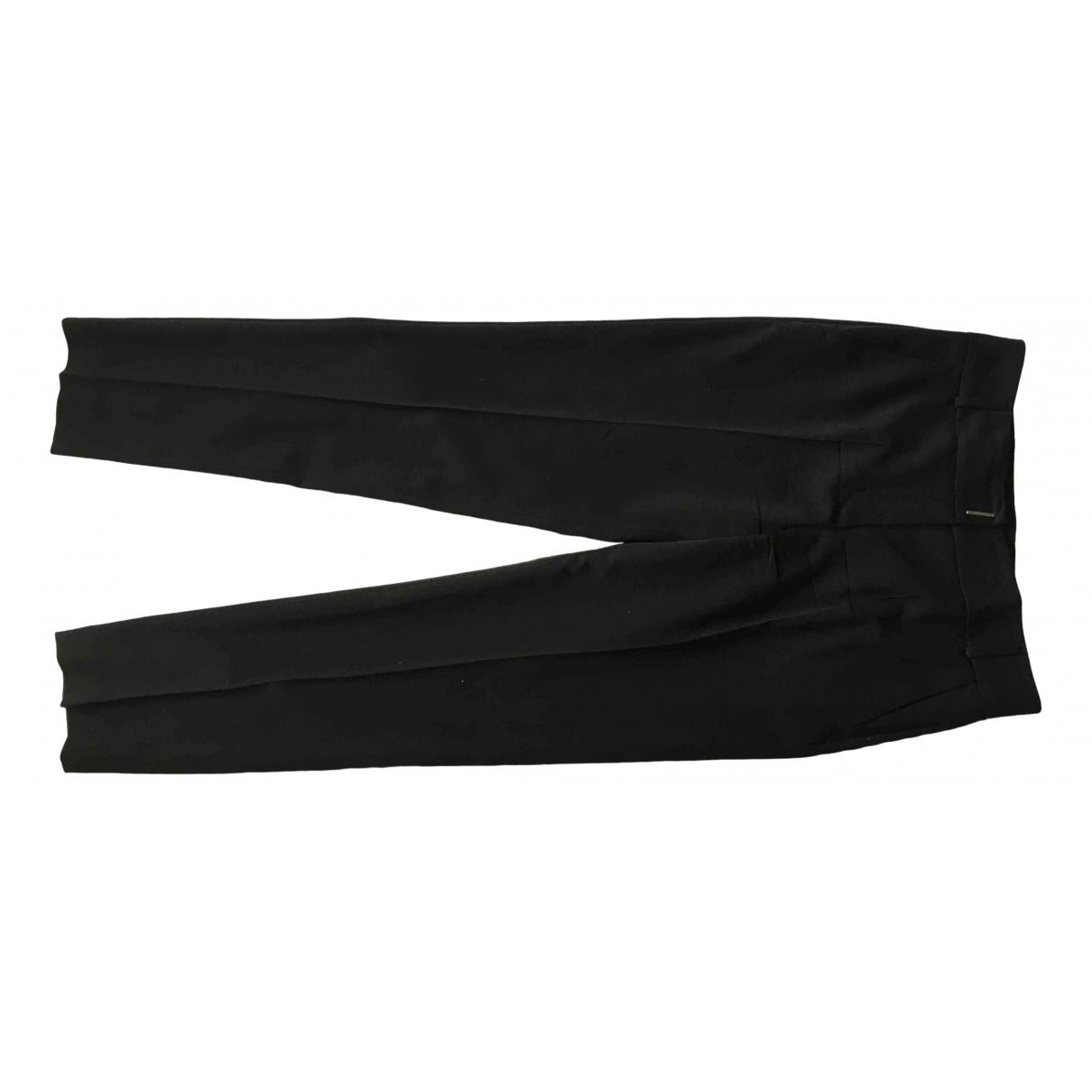 Pantalon recto de Lana Sport Max