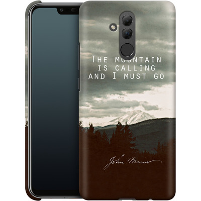 Huawei Mate 20 Lite Smartphone Huelle - The Mountain Is Calling von Leah Flores
