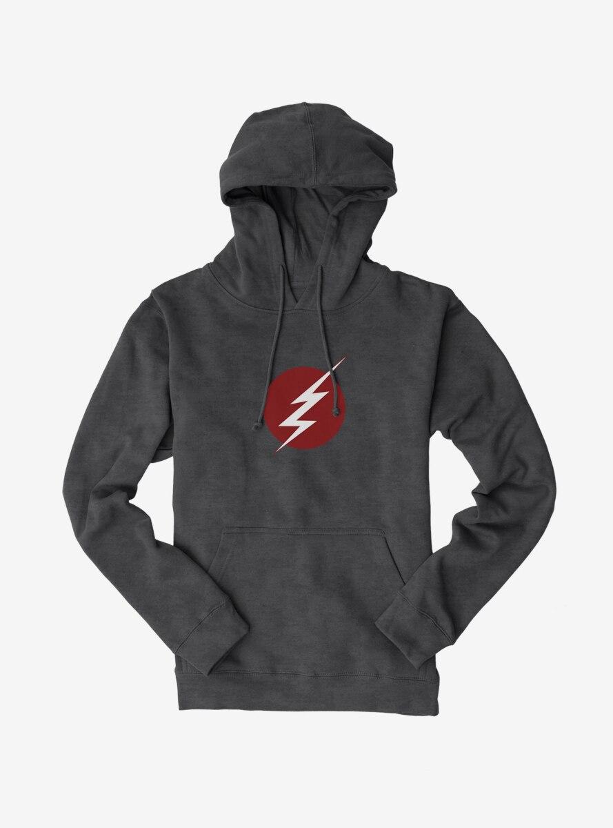 DC Comics The Flash Logo Hoodie