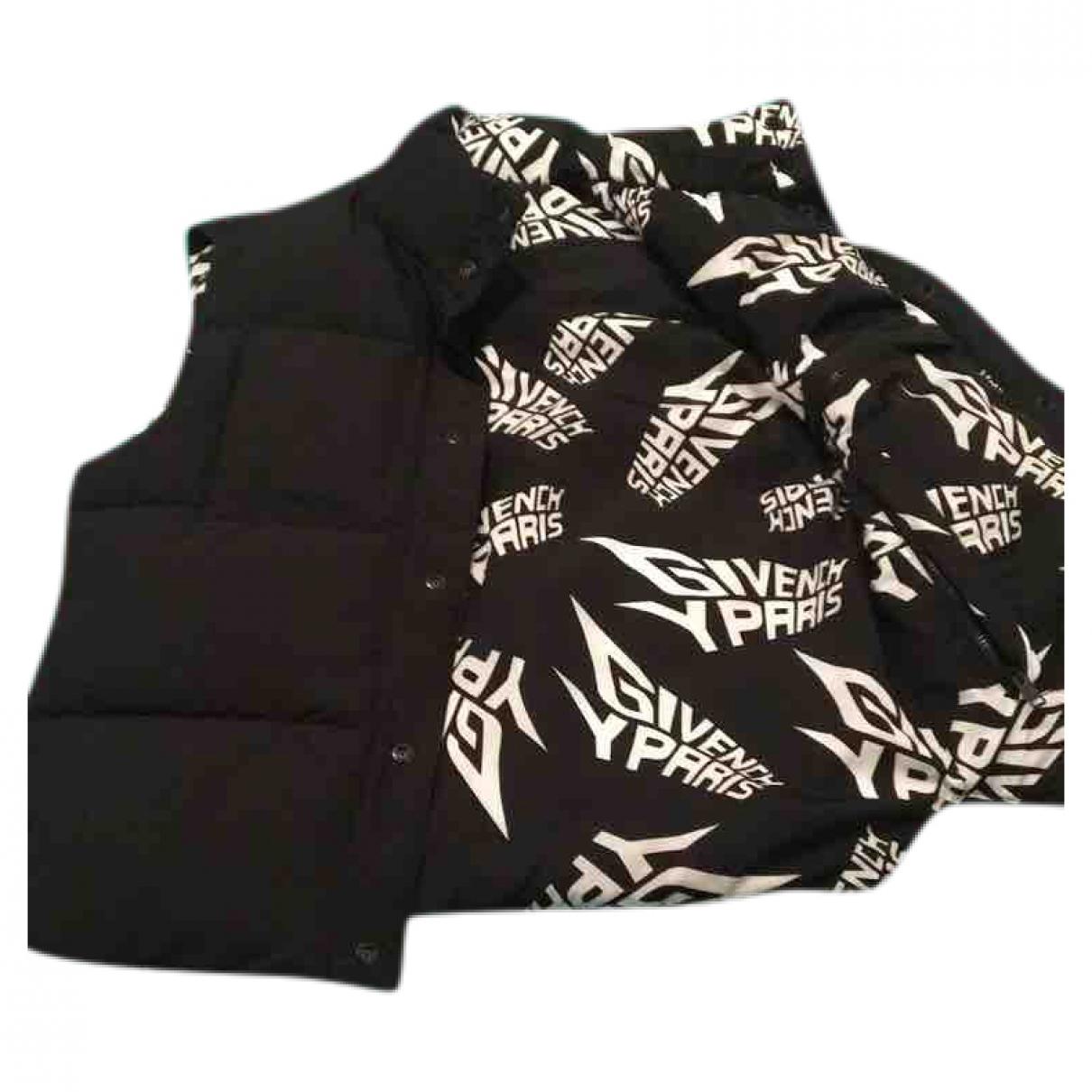 Givenchy - Manteau   pour homme - noir