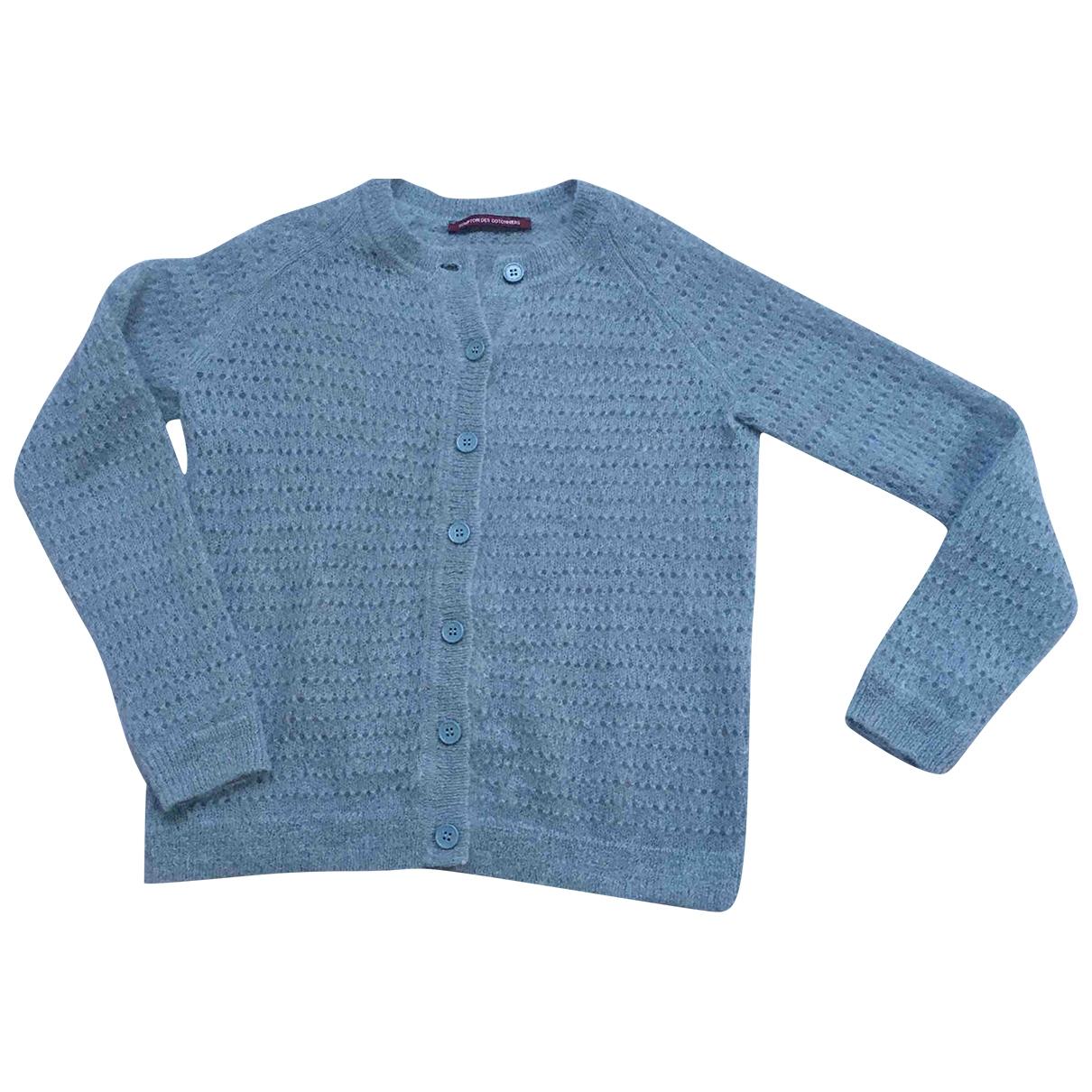 Comptoir Des Cotonniers \N Green Wool Knitwear for Women 38 FR