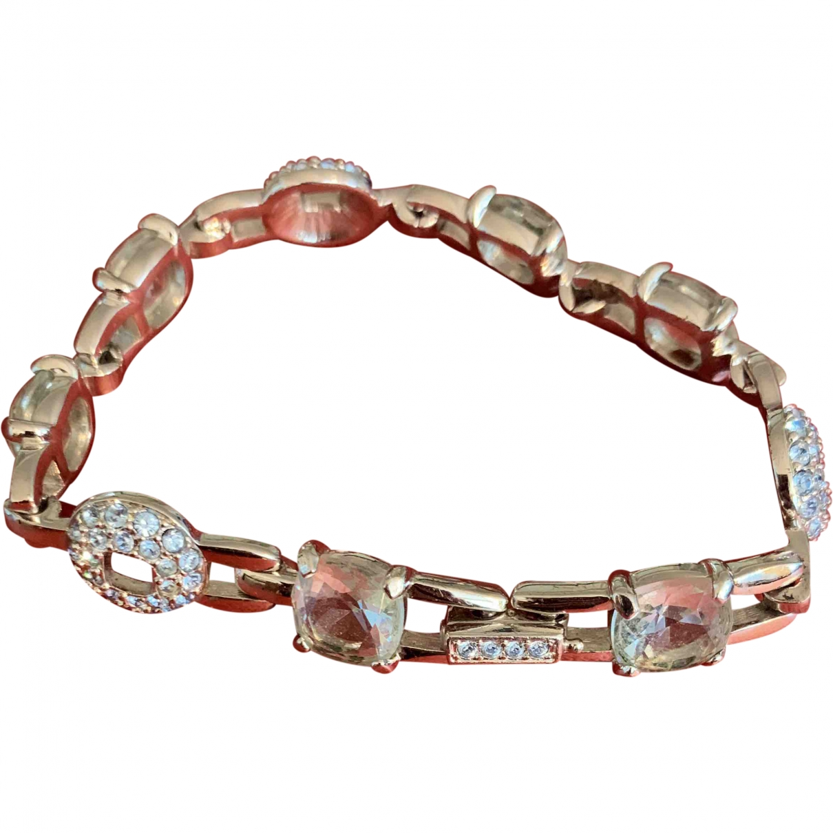 Swarovski \N Silver Metal bracelet for Women \N