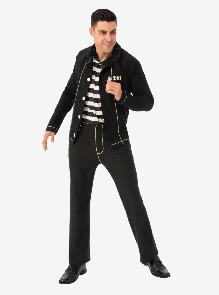 Elvis Jailhouse Rock Costume