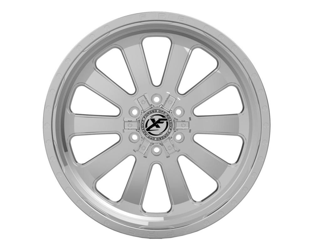 XF Off-Road XFX-302 Wheel 17x10 6x135|6x139.7 -12mm Chrome