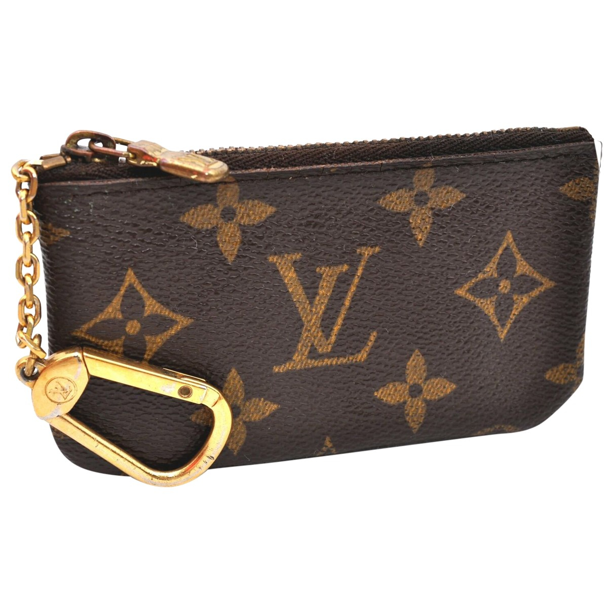 Louis Vuitton \N Brown Cloth handbag for Women \N