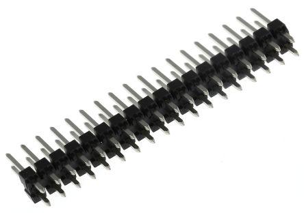 Molex , C-Grid III, 90131, 36 Way, 2 Row, Straight Pin Header (5)