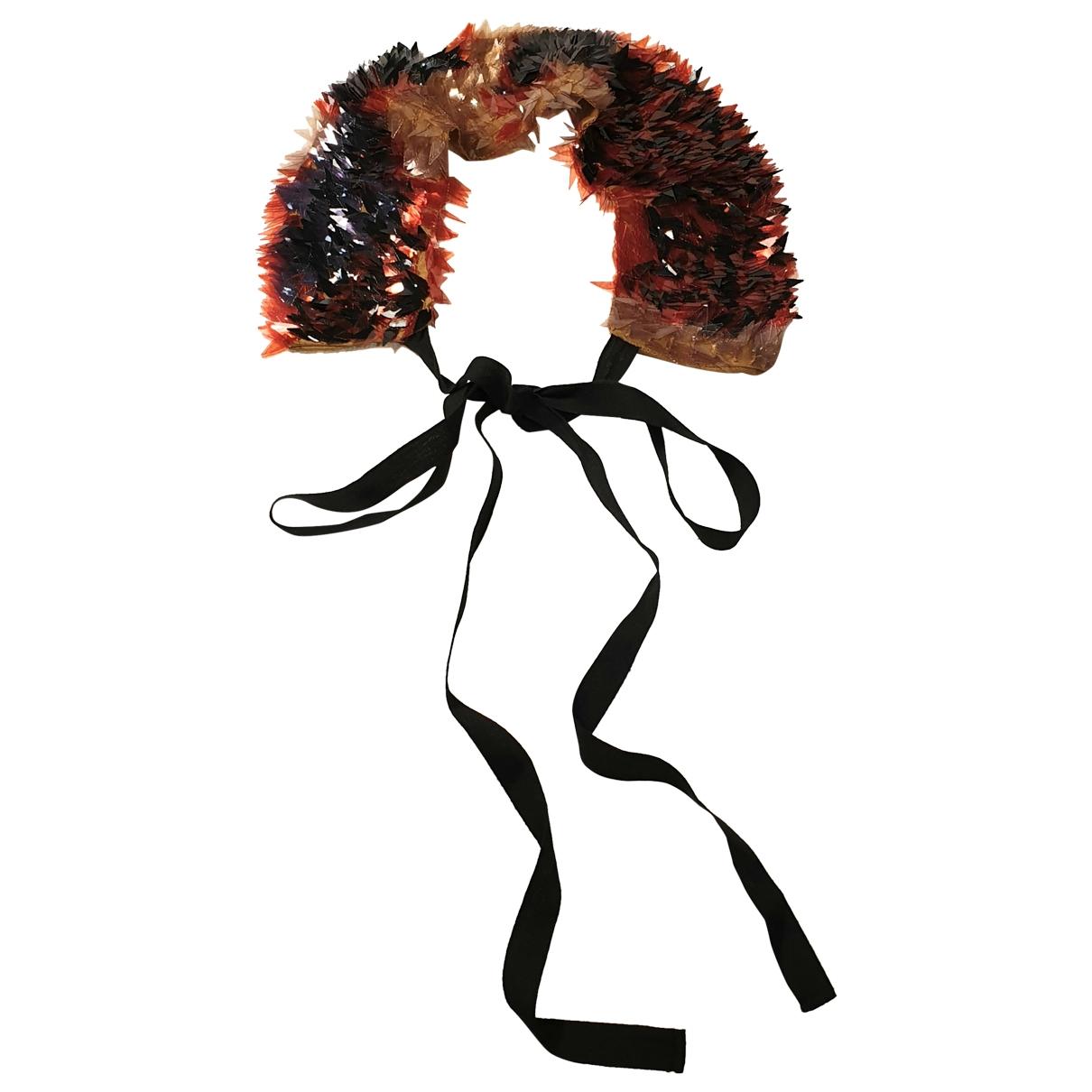 Marni - Foulard   pour femme en soie - multicolore