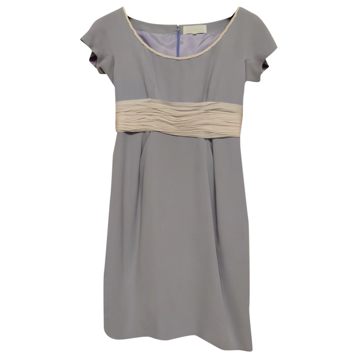 Luisa Beccaria \N Kleid in  Lila Seide