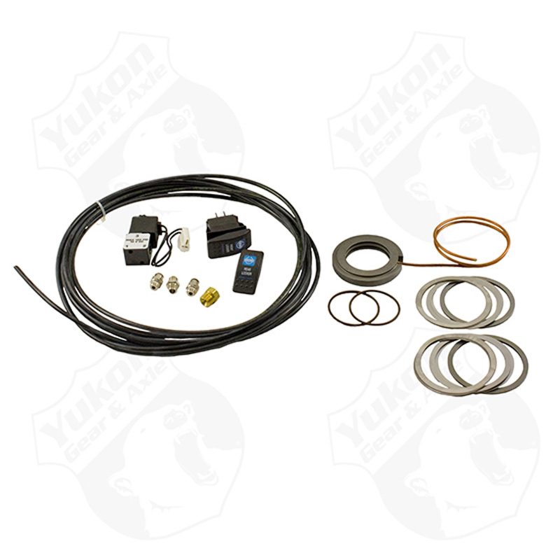 Zip Locker Install Kit Yukon Gear & Axle YZLIK-01