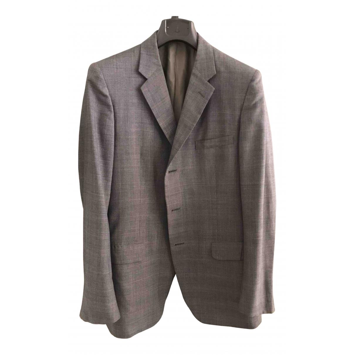 Arnys - Vestes.Blousons   pour homme en laine - gris