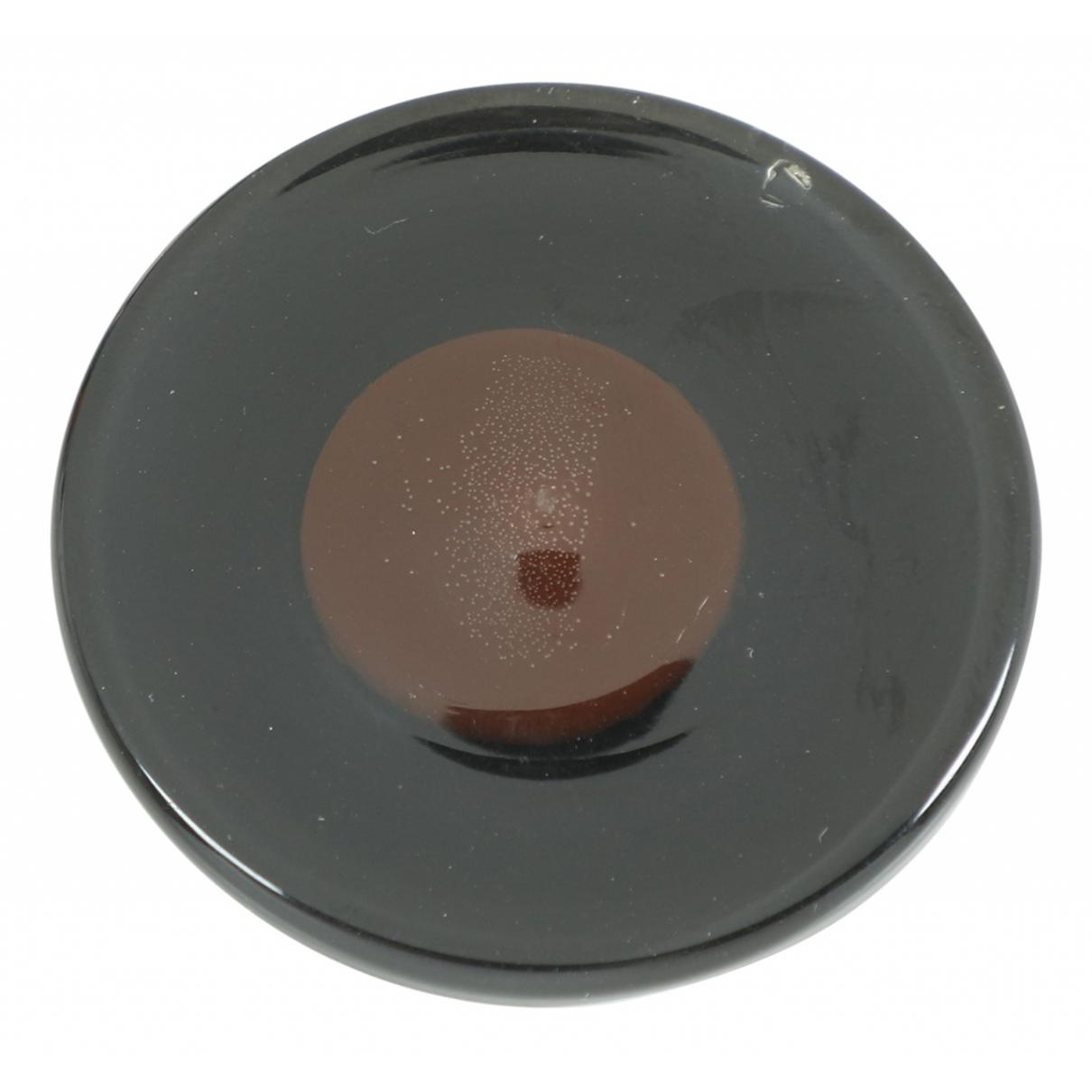 Marni \N Brosche in  Schwarz Kunststoff