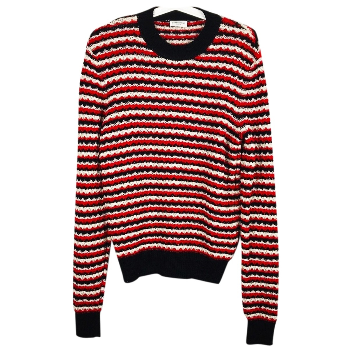 Saint Laurent \N Cotton Knitwear for Women S International