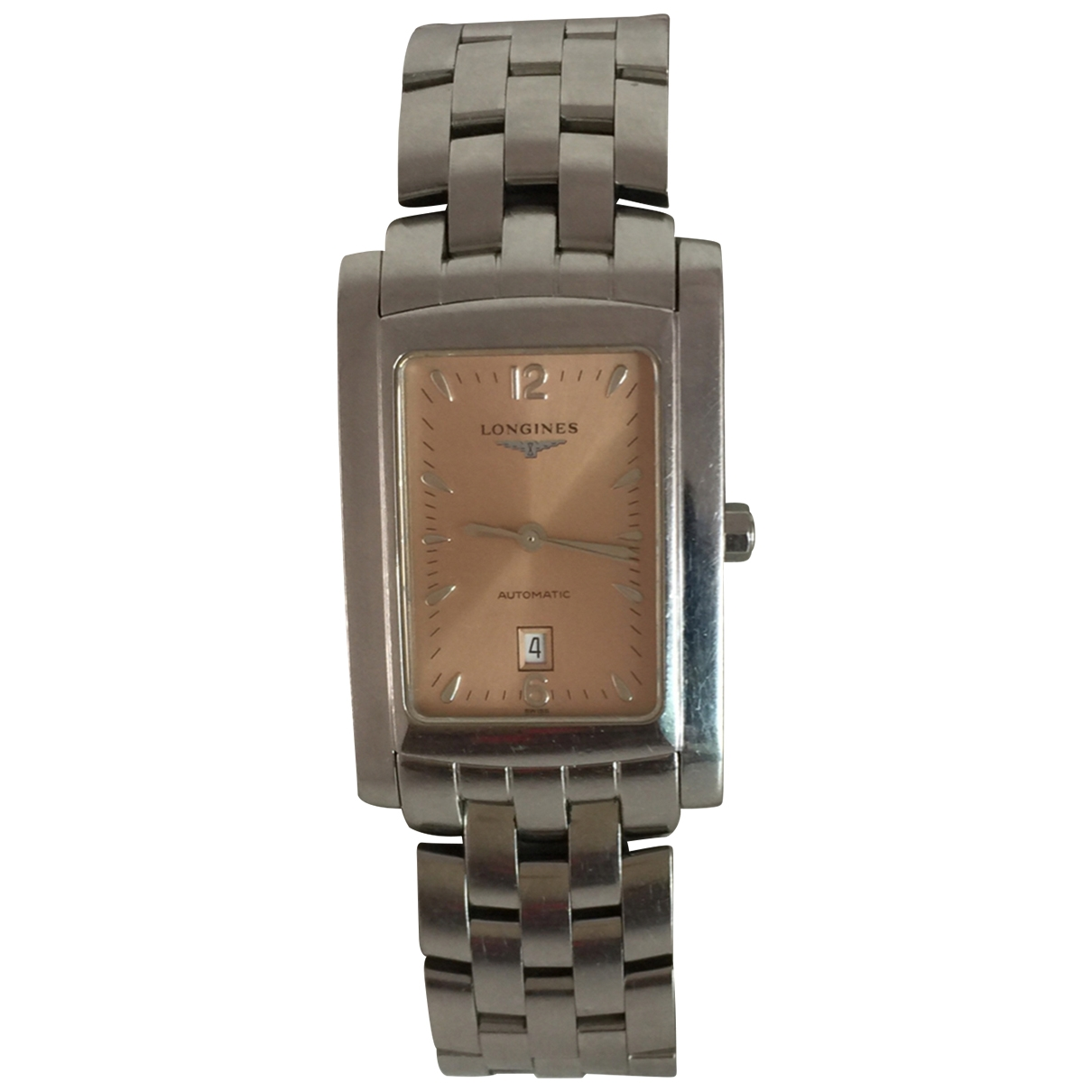 Longines Dolce Vita Uhr in  Silber Stahl